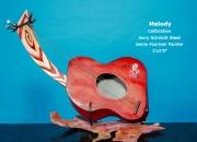 Melody Collbration Jerry Schmidt-Steel Jenna Fournier-Painter 2'x2'9''