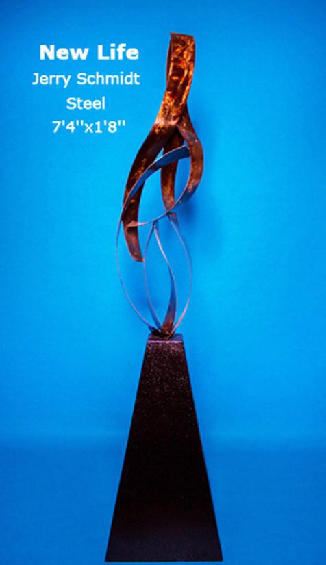 New Life Steel Jerry Schmidt 7'4''x1'8''