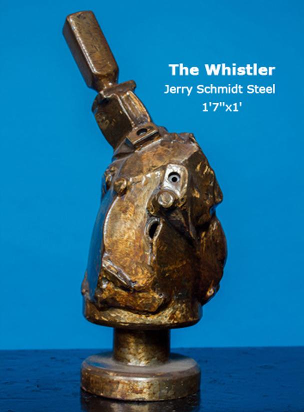 The Whistler Jerry Schmidt Steel 1'7''x1'