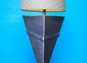 Lamp Jerry Schmidt Steel 2'10''x1'9''