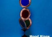 Mood Rings Jerry Schmidt Steel 6'6''x1'5''