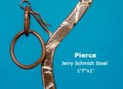 Pierce Jerry Schmidt Steel 1'7''x1'