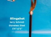 Slingshot Jerry Schmit Staneless Steel 5'6''x2'5''