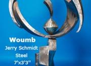 Woumb Steel Jerry Schmidt 7'x3'3''